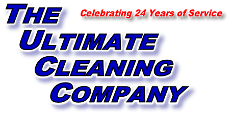 THE   ULTIMATE     CLEANING       COMPANY